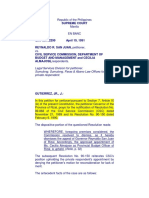 2. San Juan vs. Civil Service Commission (196 Scra 69) 1991_ok