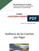 11DECIMO PRIMERA Clase - Cuentas Por Pagar