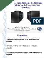 Program Ac i on Paralel A