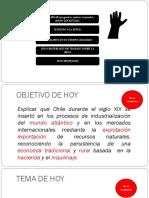 LECCIÓN 2 Industrialización en Chile