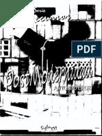Antonio Cruz - Postmodernidad - El Evangelio Ante El Desafio Del Bienestar.pdf