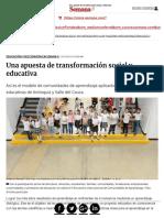 Una apuesta de transformación social y educativa.pdf