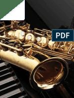 Silent Night, Sheet Music for Tenor Saxophone & Piano