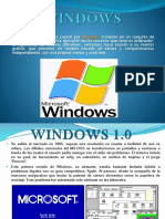 Trabajo Windows
