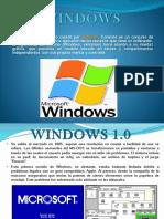 Trabajo Windows