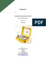 Transport X Manual Spanish