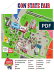 Oregon State Fair 2018 map