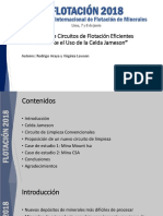 7. Rodrigo Araya.diseño de Circuitos de Flotación Eficientes Mediante El Uso de La Celda Jameson