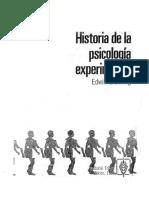 Boring, Edwin - Historia de la psicología experimental. Capitulo 1.pdf