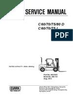 Manual Servicio C80