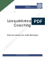 Coaching y Competencias Emocionales