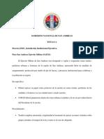 Decreto #2801 Juristiccion Institucional