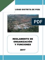 ROF - PIAS -2017 Para Aprobación
