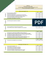 Leitura Anexa 17 Modelo de Formulario Para Inspecao