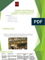 Software y Paquetes Informáticos PPT