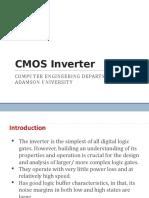 3 - CMOS Inverter