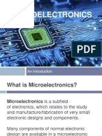 1 - Introduction to Microelectronics LMSver
