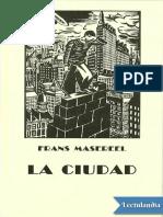La Ciudad - Frans Masereel
