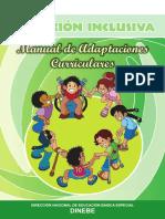 EDUCACIÓN INCLUSIVA - INCLUYENTE  - Manual-Adaptaciones-Curriculares.pdf