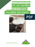Sustituir Un Lavabo e Instalar Un Mueble de Baño