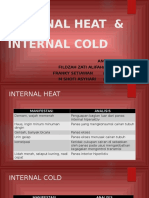 INTERNAL HEAT  & COLD SINDROM.pptx