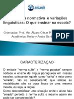 Keilany Aruba (Slide do Pré-projeto).pptx