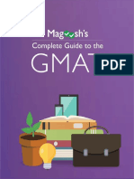 Magoosh GMAT eBook
