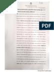 Ampliación de indagatoria - gendarme López Torales