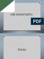 Om Swastyastu Enterprenership