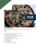 Pizza Kulit Kebab