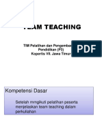 P.10 Team Teaching