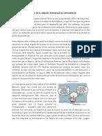 Prohibición de la homosexualidad en Latinoamérica