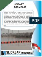 01. Catalog Oil Boom SL-10