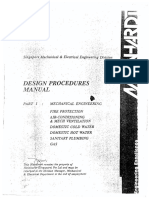 Design Procedures Manual(Meinhardt)