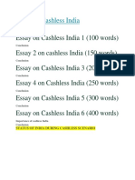 Impact of cashless economy in the market.docx