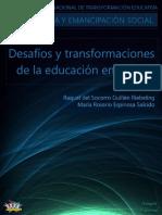 Desafíos y Transformaciones de La Educación en México