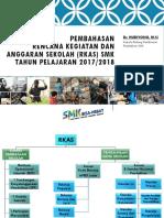 Kabid SMK - Pembahasan RKAS SMK 2017