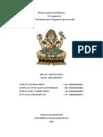13. Laporan 15 Penelaahan Dan Tanggapan Laporan Audit