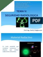 Seguridad Radiologica