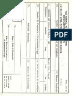 Formulario Avc - 04 y Carnet de Asugurado