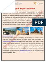 Bangkok Airport Transfer Doc