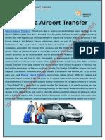 Majorca Airport Transfers Doc