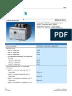 Datasheet 3RW4447-6BC44 English
