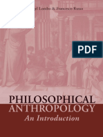 José Angel Lombo, Francesco Russo-Philosophical Anthropology_ an Introduction-Midwest Theological Forum (2014)