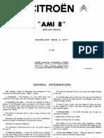 AMI8 Parts