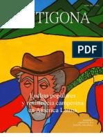 ANTIGONA No. 5 Luchas Populares y Resistencias Campesinas en America Latina