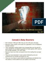 Baby Boomers Charts