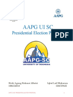 Presidential Election Proposal