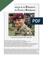 Avventure di Un Rilegatore Di Libri. Di Ugo Pennacino Torino-Italy 2018. Signed.