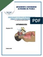 Intubacion otoño 16